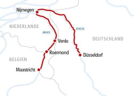 MS SE-MANON Rhein & Maas 03.04.-08.04.2021