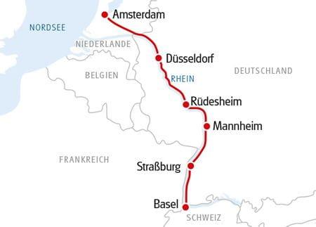 MS SE-MANON Basel -Amsterdam 2021
