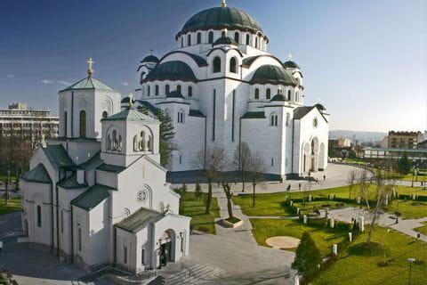 Belgrad Kathedrale