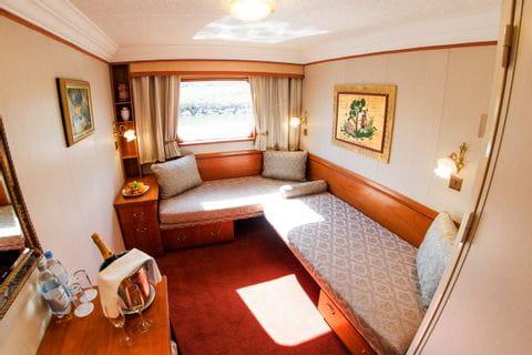 2 bed cabin main deck, MS PRINCESSIN KATHARINA