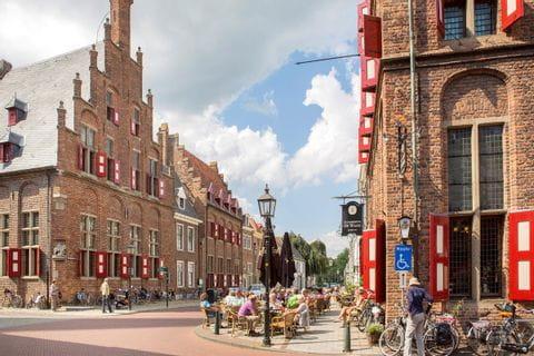 Individuell regulierbare Klimaanlage, MS DE HOLLAND