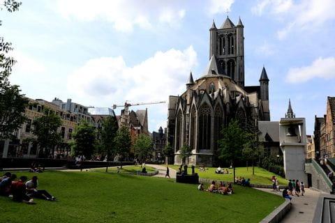 Nikolaaskerk Gent