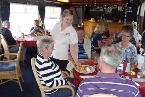 Restaurant, MS JAN VAN SCOREL