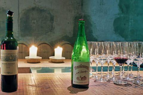 Weinprobe in Krems