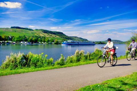 Bike & Boat in Germany