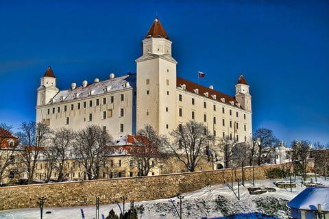 Burg Bratislava, UNESCO - Weltkulturerbe