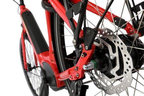 SE-Tours E-Bike