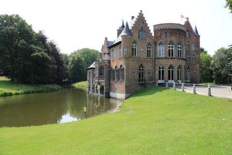Kasteel Wissekerke, Belgien