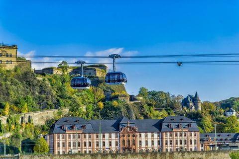 Koblenz, Seilbahn