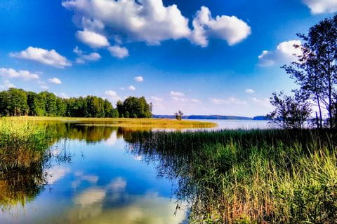 Masurische Seenplatte, Polen
