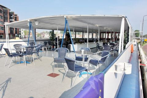 Sun deck, MS SERENA