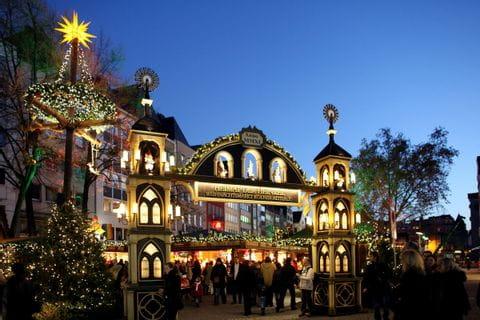 Weihnachtsmarkt, Köln