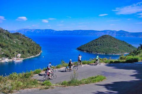 Ausblicke auf die kroatische Küste genießen