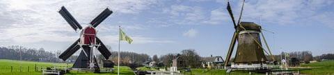 Windmühlen bei Utrecht