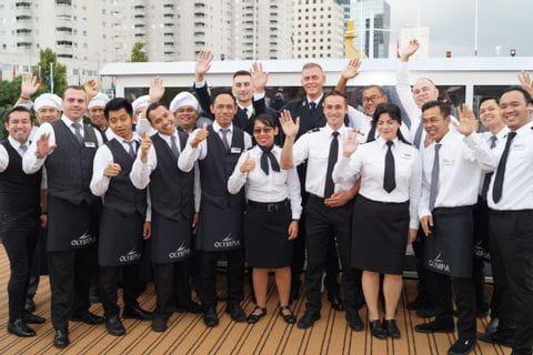Crew, MS OLYMPIA