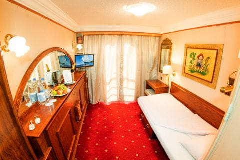 1 bed cabin upper deck, MS PRINZESSIN KATHARINA