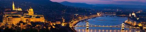 Budapest, das Paris des Ostens