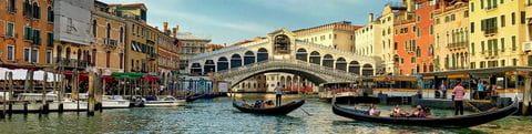 Rialto-Brücke, Venedig