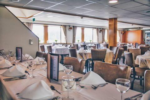 Restaurant, MS DE WILLEMSTAD