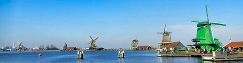 Windmühlen in Zaandam