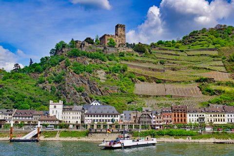 St. Goar am Rhein