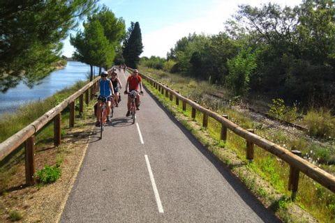 Radtouren in der Provence und Camargue