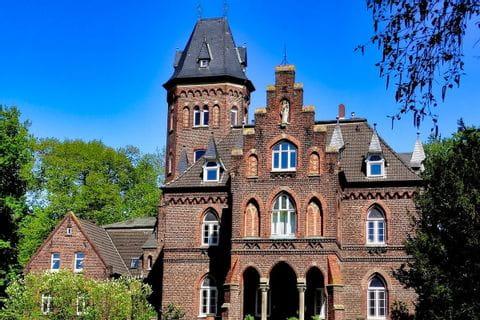 Villa bei Monheim am Rhein