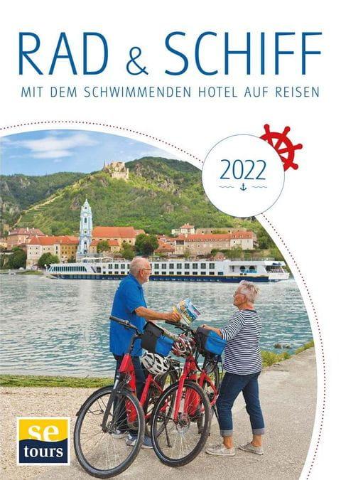 SE-Tours Rad und Schiff Katalog 2022