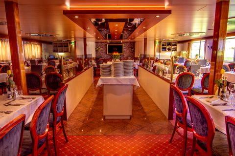 Restaurant, MS OLYMPIA