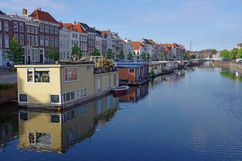 Hausboote, Middelburg