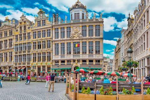 Grote Markt, Brüssel