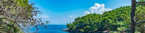 Insel Cres, Kroatien