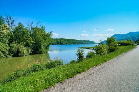 Donau-Radweg nach Wien