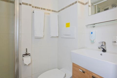 Bathroom, MS NORMANDIE