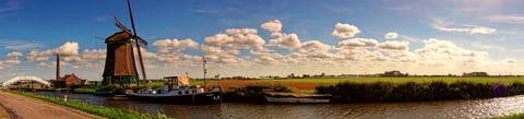 Picturesque Netherlands