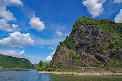 Loreley, St. Goarshausen
