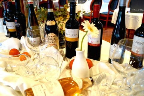 Erlesene Weinauswahl, MS OLYMPIA