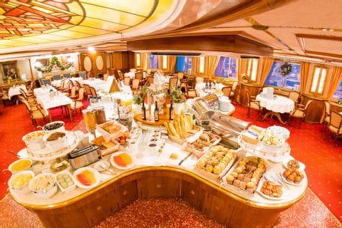 MS PRINZESSIN KATHARINA Restaurant