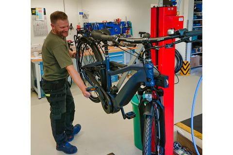 SE-Tours Fahrradwerkstatt