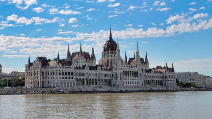Budapest, Parliament, UNESCO World Heritage Site