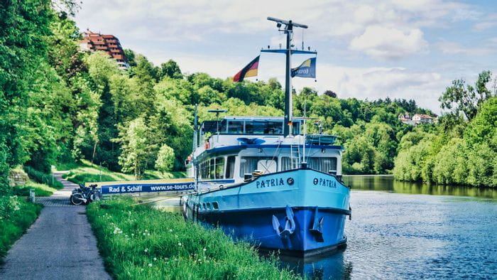 The Moselle Cycle Route by Bike and Boat